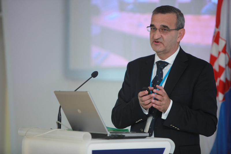 Darko Huljenić, the head of collaboration with the Academia