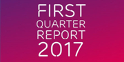 First quarter report 2017